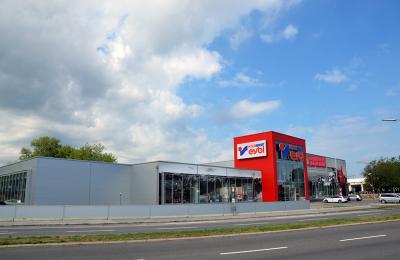 Wiener Neustadt, Wiener Straße 93